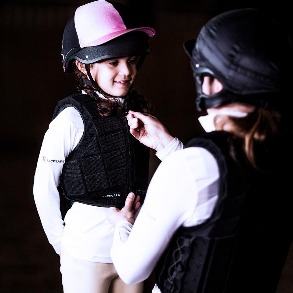 Provent 3.0, el chaleco protector que los niños sí quieren llevar.